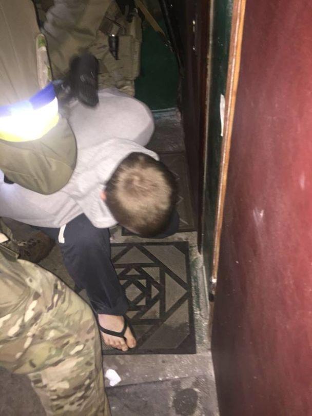 У Києві затримали банду, яка підірвала дніпровських поліцейських під час затримання