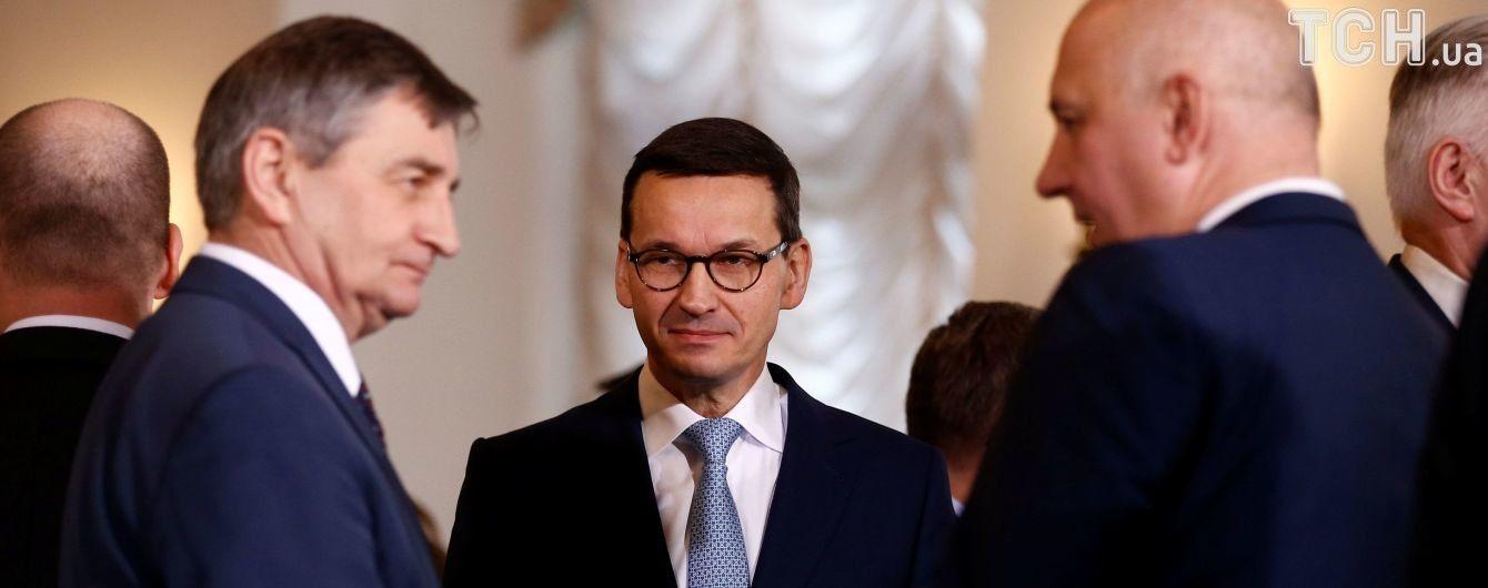 """Польша собирается объяснить принятие скандального закона о запрете """"бандеровской идеологии"""""""