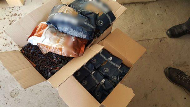 На Київщині викрили підпільне виробництво кави і вилучили контрафакту на 2 мільйони гривень