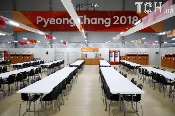 У Пхенчхані офіційно відкрили олімпійське селище