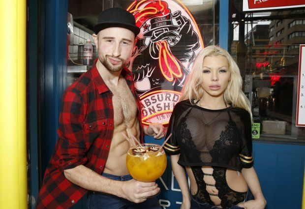 Мартіні з порнозіркою у Лондоні