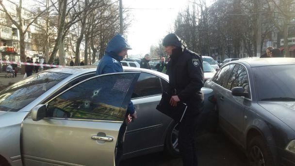 В Одесі мешканців наполохала стрілянина неподалік дитячого майданчика