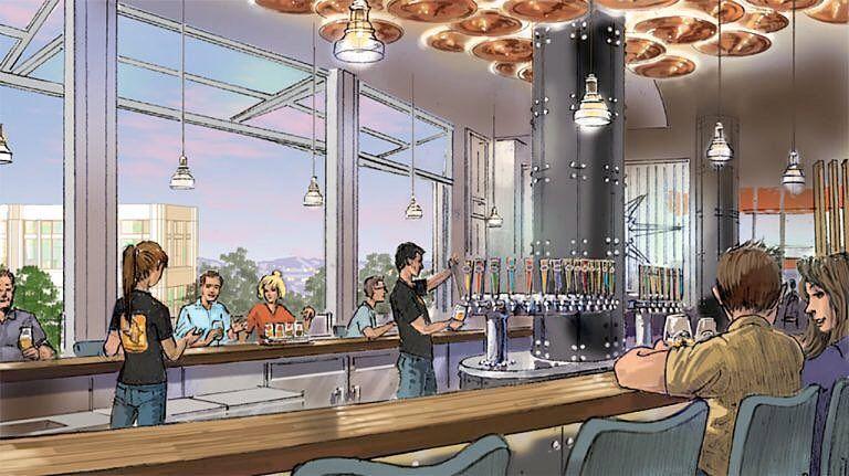 Пивоварня в Діснейленді