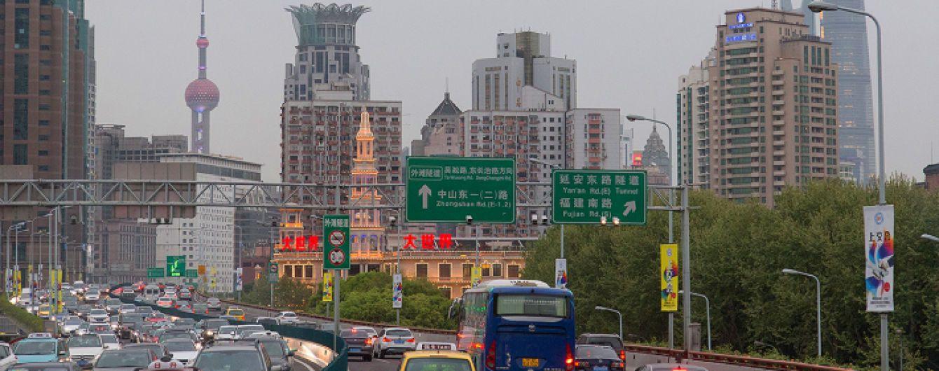 В Пекине водителям будут платить за отказ от автомобиля