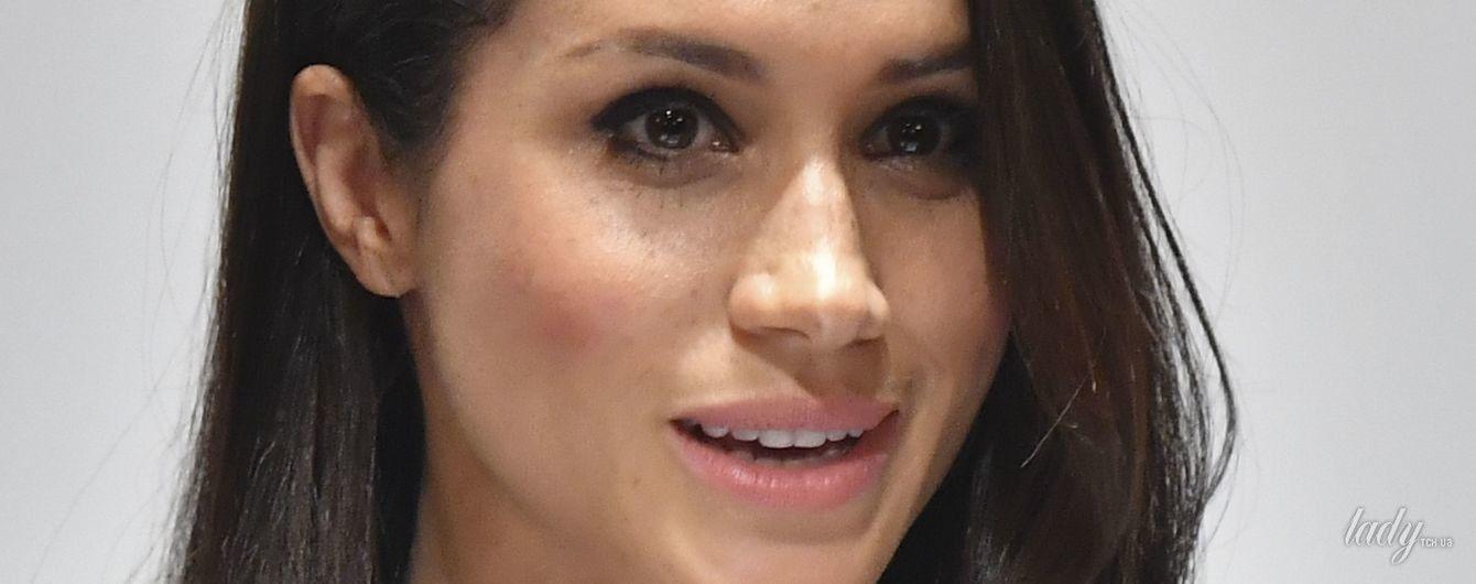 Что у нее с бровями: Меган Маркл плохо подготовилась к светскому выходу