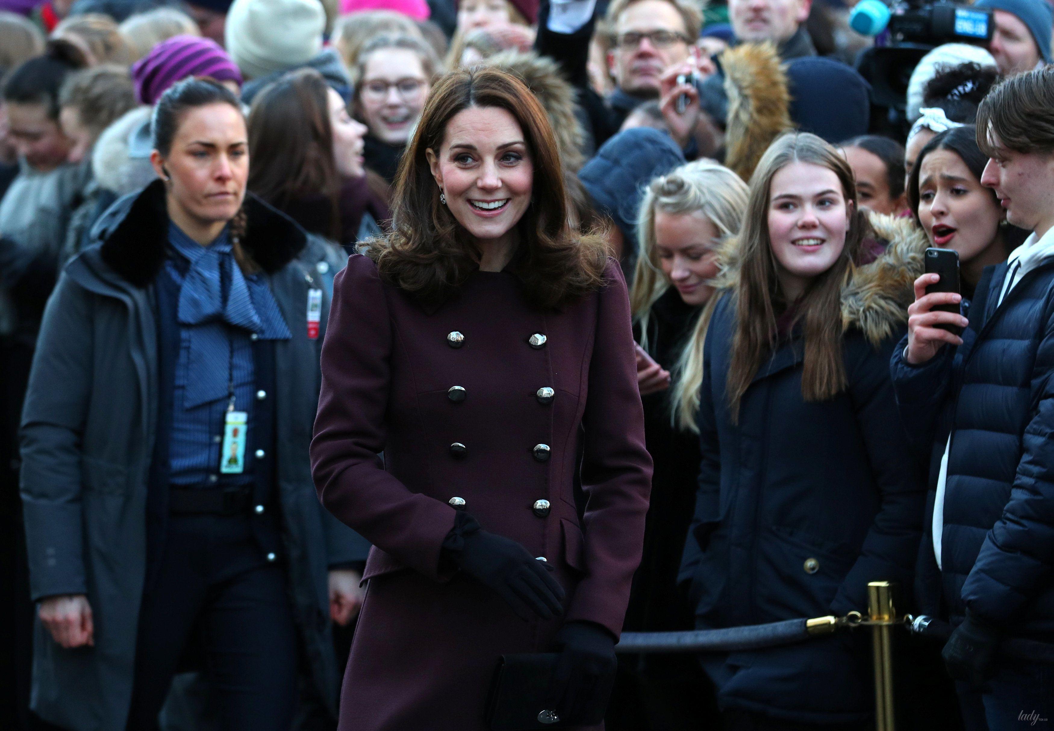 Герцогиня Кембриджская и принц Уильям в Норвегии_5
