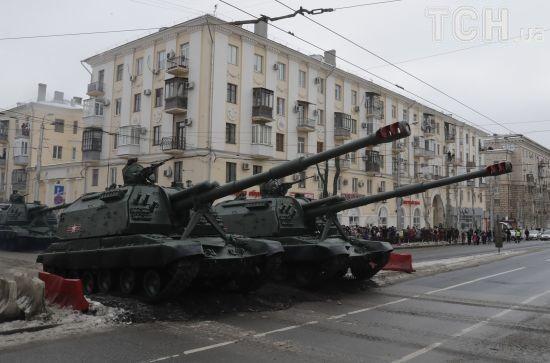 Російські війська розміщено для раптової війни проти України та Балтії - аналітики