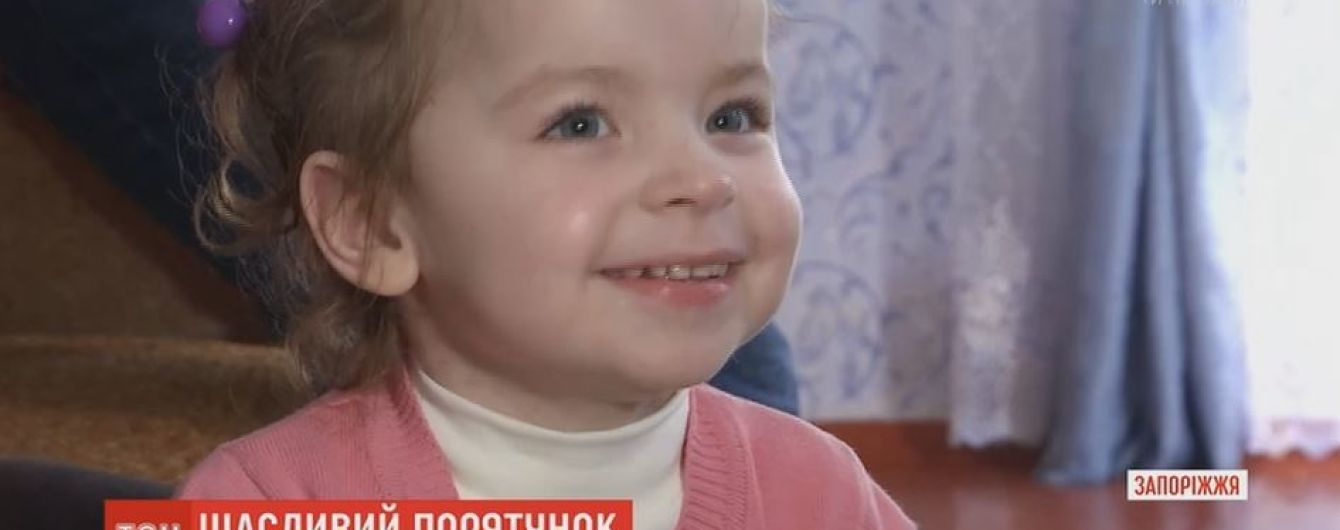 4-річна Даша, яку рятували мільйони українців після опіків, повернулась з лікування