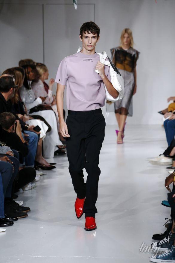 Коллекция Calvin Klein прет-а-порте сезона весна-лето 2018_9