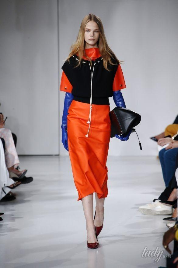Коллекция Calvin Klein прет-а-порте сезона весна-лето 2018_6