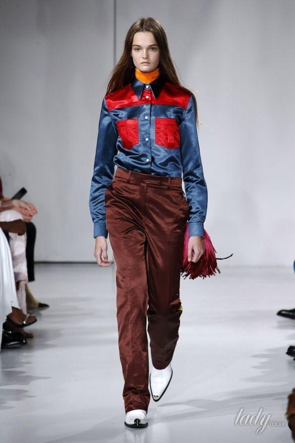 Коллекция Calvin Klein прет-а-порте сезона весна-лето 2018_25