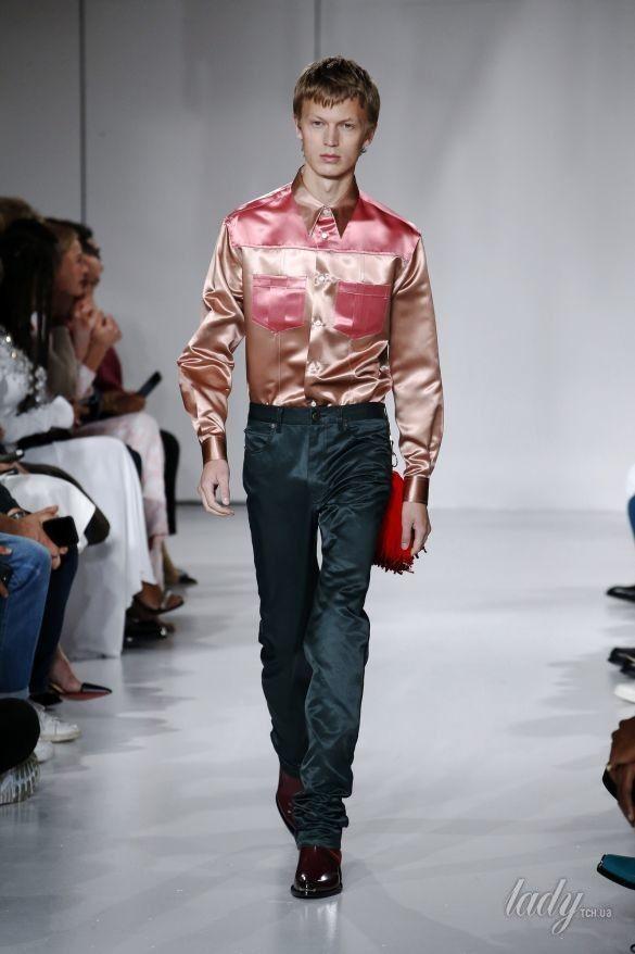Коллекция Calvin Klein прет-а-порте сезона весна-лето 2018_27