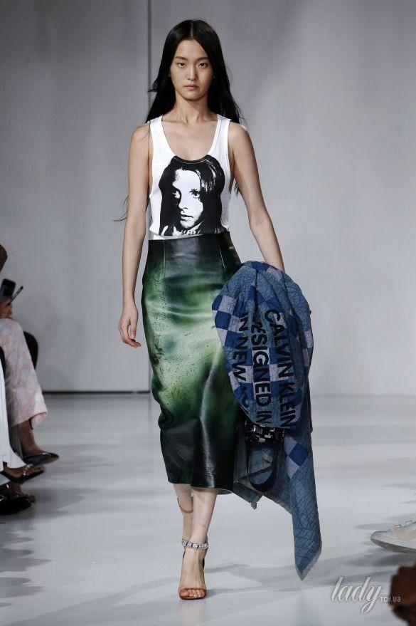 Коллекция Calvin Klein прет-а-порте сезона весна-лето 2018_48