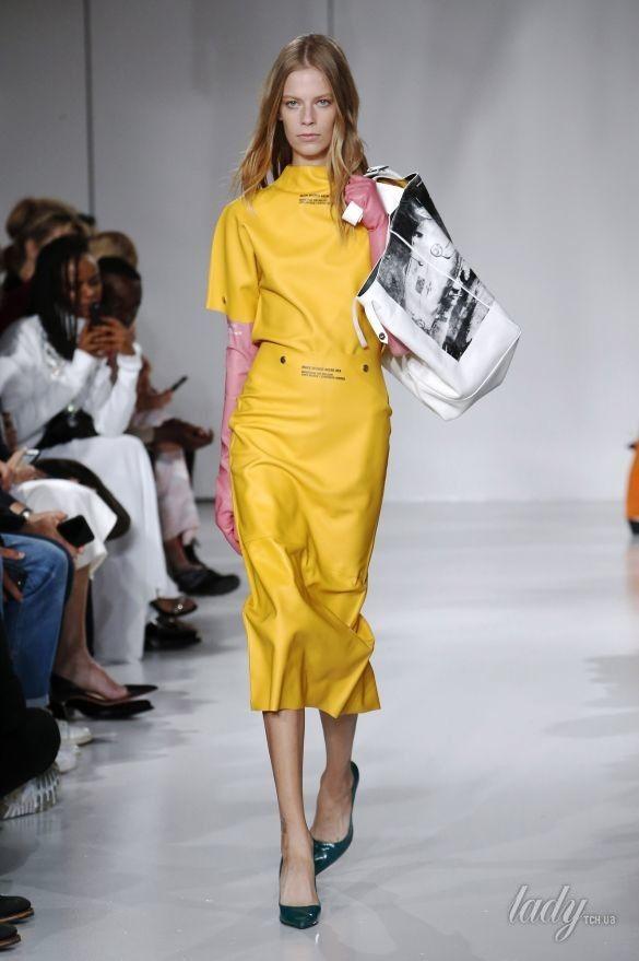 Коллекция Calvin Klein прет-а-порте сезона весна-лето 2018_62