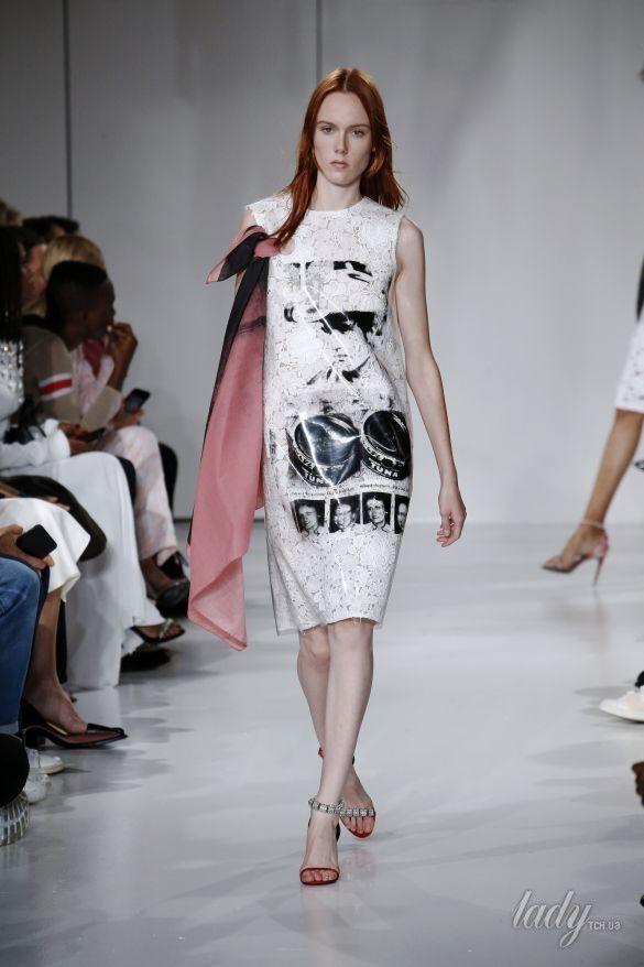 Коллекция Calvin Klein прет-а-порте сезона весна-лето 2018_67