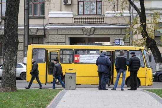 У столиці хочуть удвічі зменшити кількість маршруток після резонансних ДТП