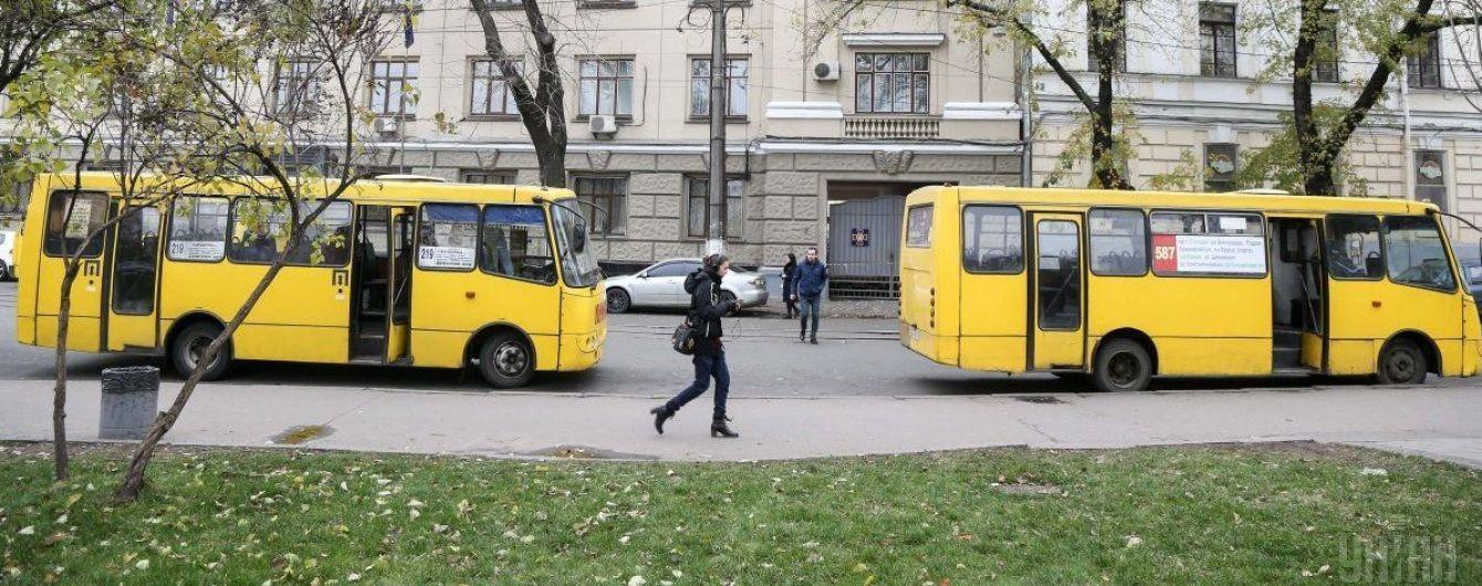 Раскрыто масштабную схему заработков перевозчиков и власти на маршрутках