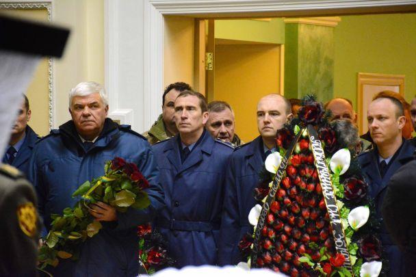 В Киеве попрощались с Леонидом Каденюком