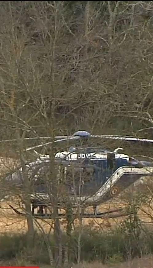 На півдні Франції у небі не розминулися два військових гелікоптери