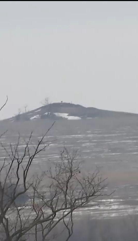 На фронті бойовики за час перемир'я облаштували новий укріпрайон та обстрілюють військових