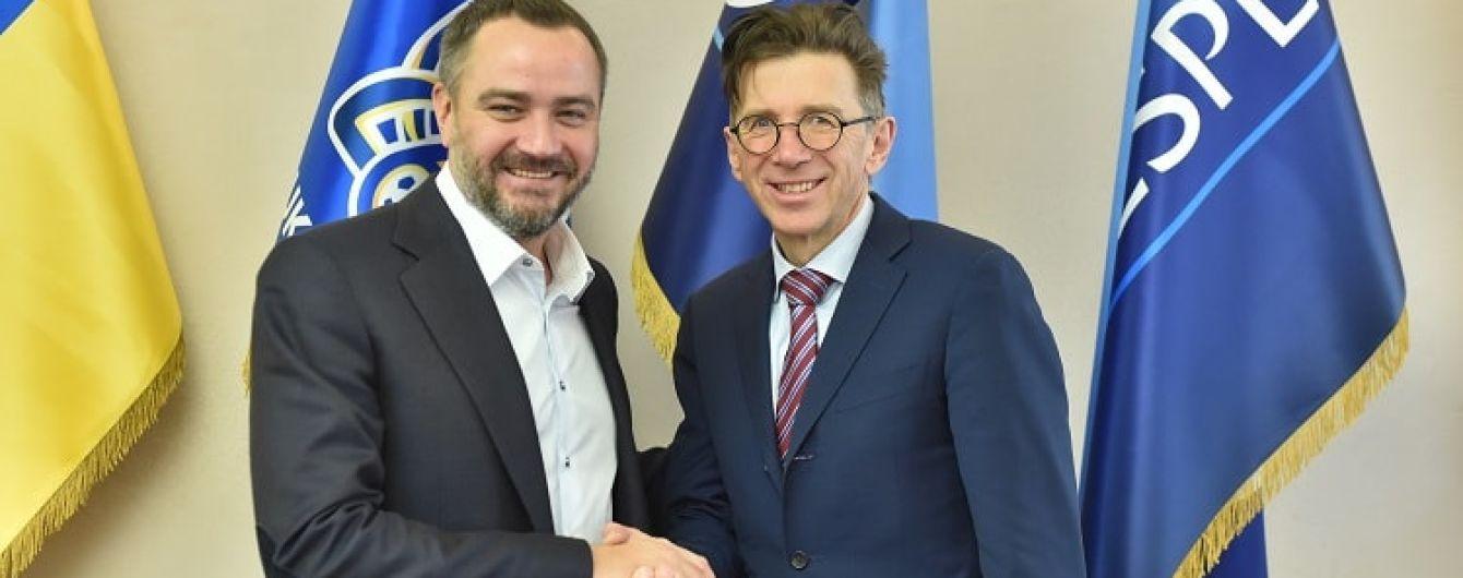 Представник УЄФА: Очікуємо, що Україна стане ідеальним господарем фіналу Ліги чемпіонів