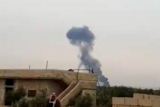 У Сирії збили російський літак після того, як той бомбардував повстанців – ЗМІ
