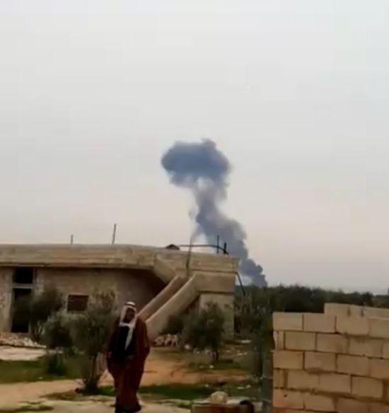 Росія замість високоточної зброї могла вдарити по повстанцях у Сирії касетними бомбами