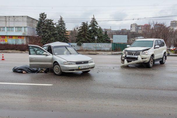З'явилися фото і подробиці ДТП, в якій загинув волонтер Краснопольський