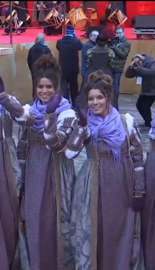 На вулицях Венеції розпочався традиційний карнавал