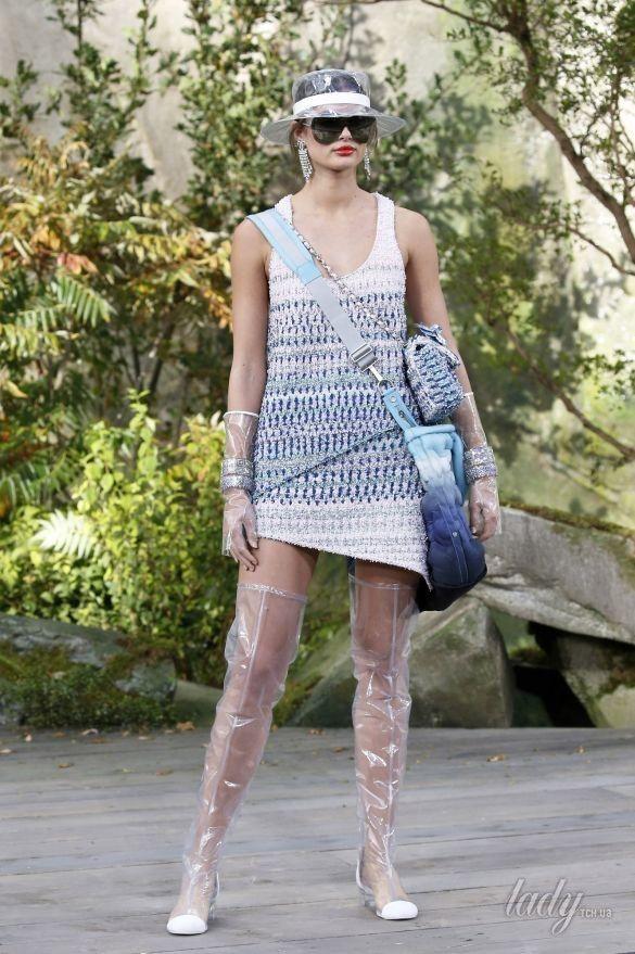 Коллекция Chanel прет-а-порте сезона весна-лето2018_8