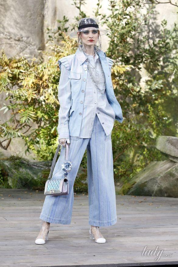 Коллекция Chanel прет-а-порте сезона весна-лето2018_1