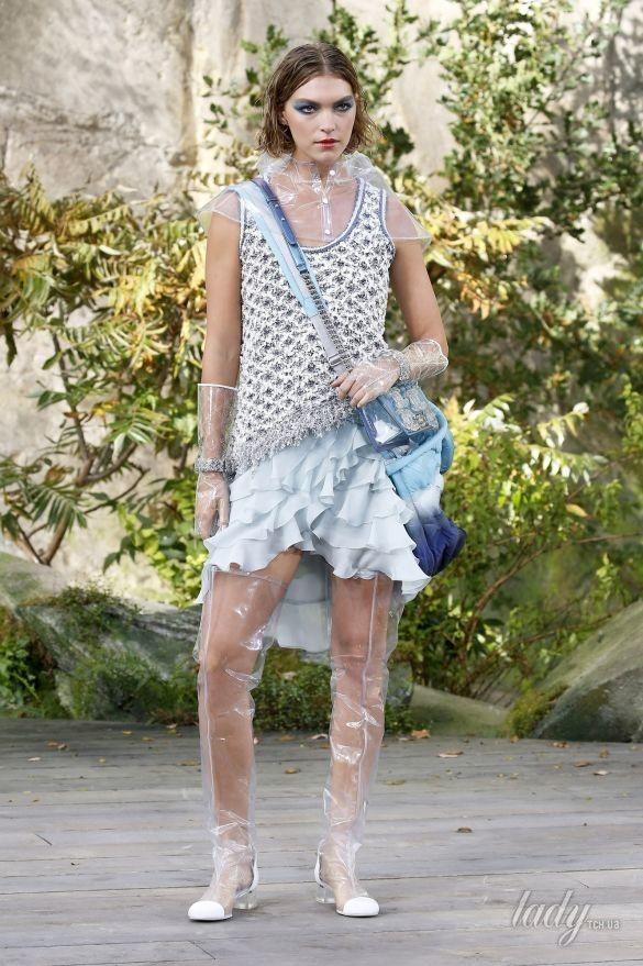 Коллекция Chanel прет-а-порте сезона весна-лето2018_3