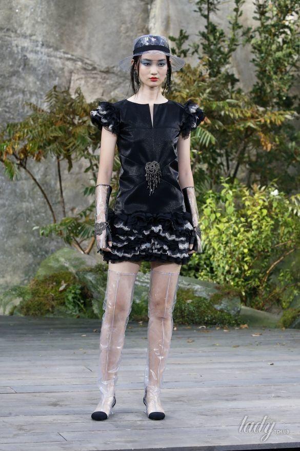 Коллекция Chanel прет-а-порте сезона весна-лето2018_2