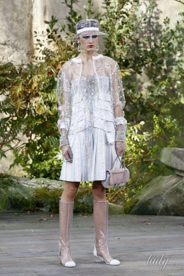 Коллекция Chanel прет-а-порте сезона весна-лето2018_10