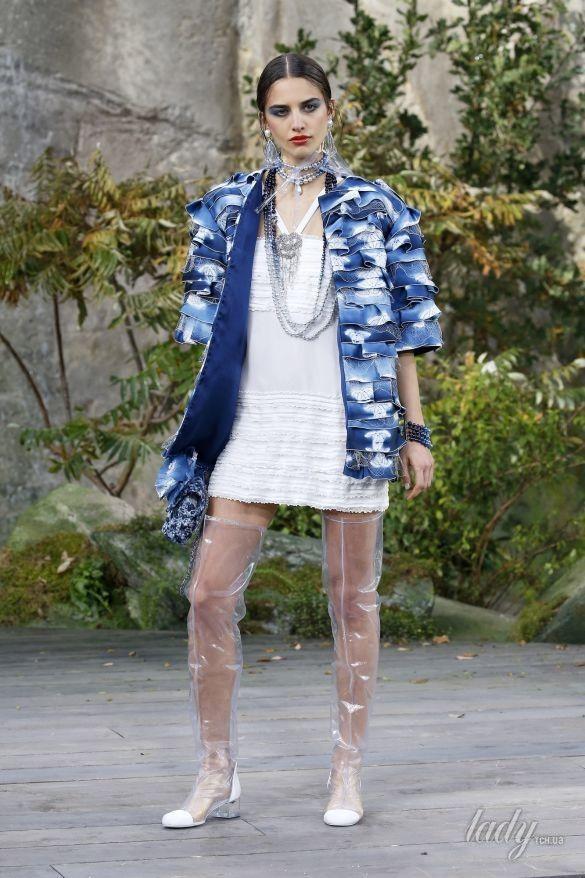 Коллекция Chanel прет-а-порте сезона весна-лето2018_4