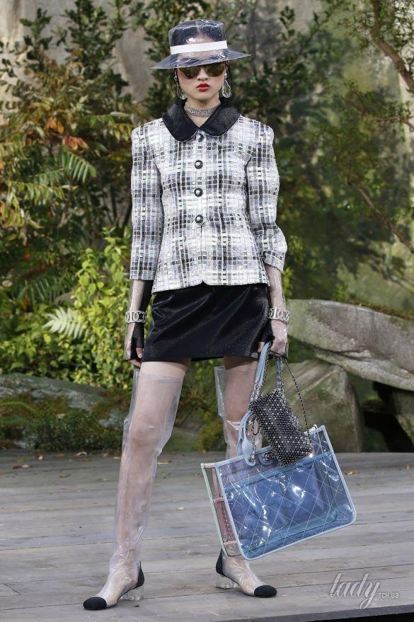 Коллекция Chanel прет-а-порте сезона весна-лето2018_17