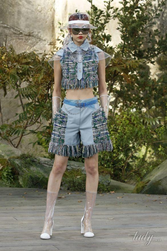 Коллекция Chanel прет-а-порте сезона весна-лето2018_24