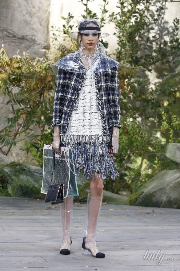 Коллекция Chanel прет-а-порте сезона весна-лето2018_23