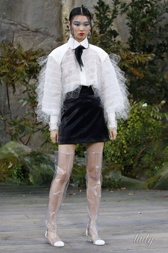 Коллекция Chanel прет-а-порте сезона весна-лето2018_22