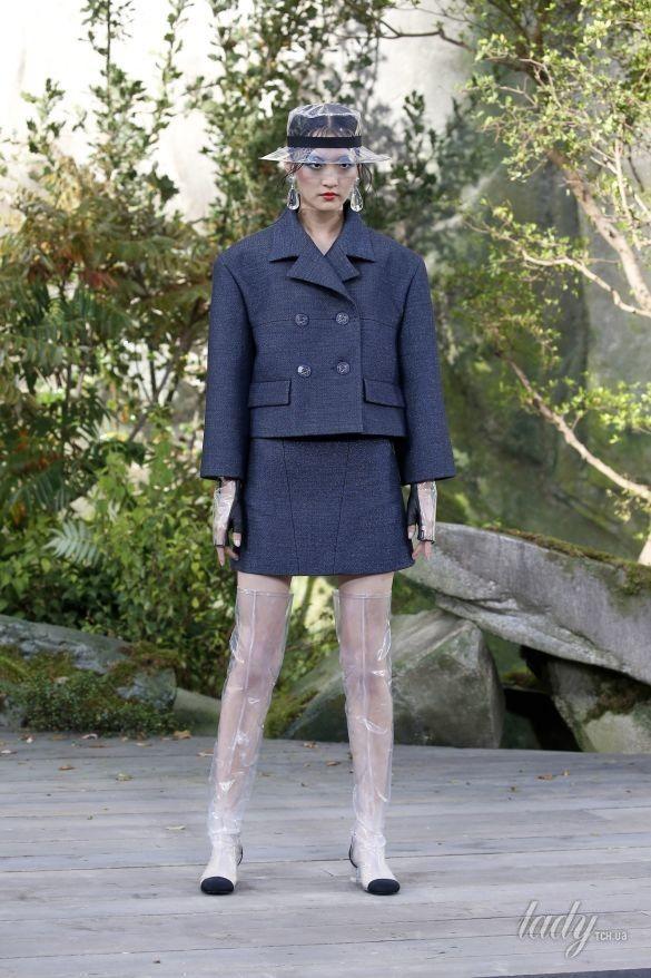 Коллекция Chanel прет-а-порте сезона весна-лето2018_26
