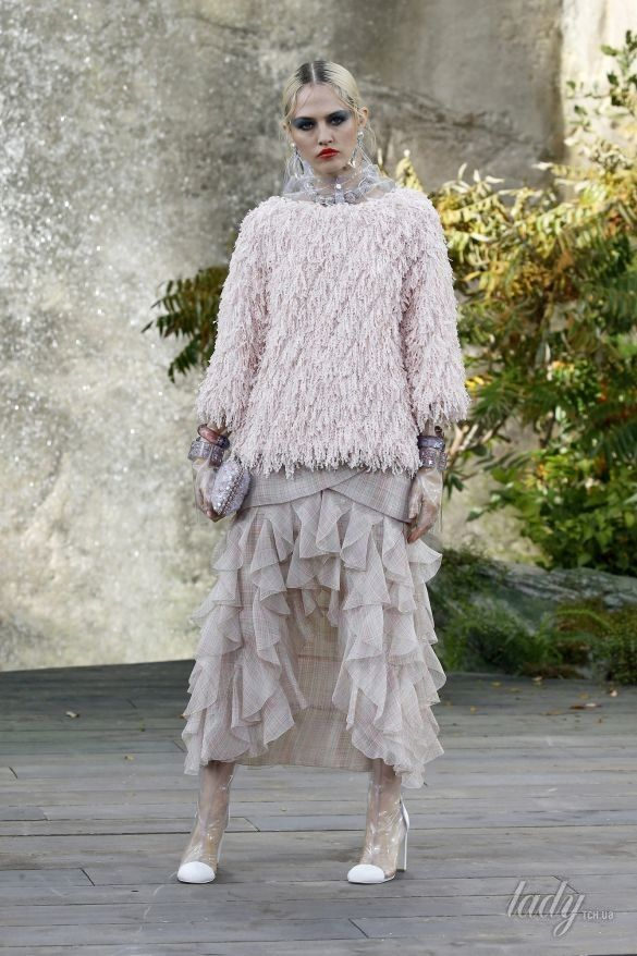 Коллекция Chanel прет-а-порте сезона весна-лето2018_27