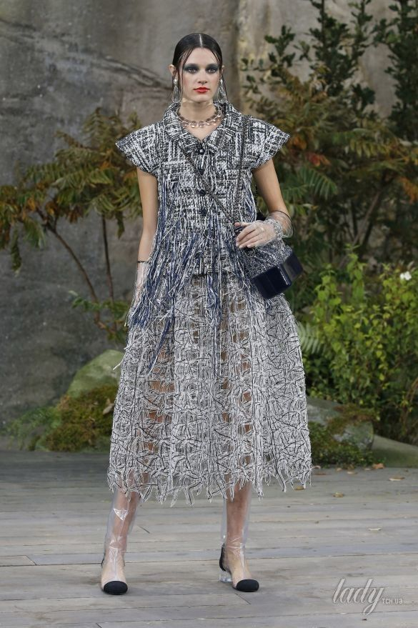 Коллекция Chanel прет-а-порте сезона весна-лето2018_29