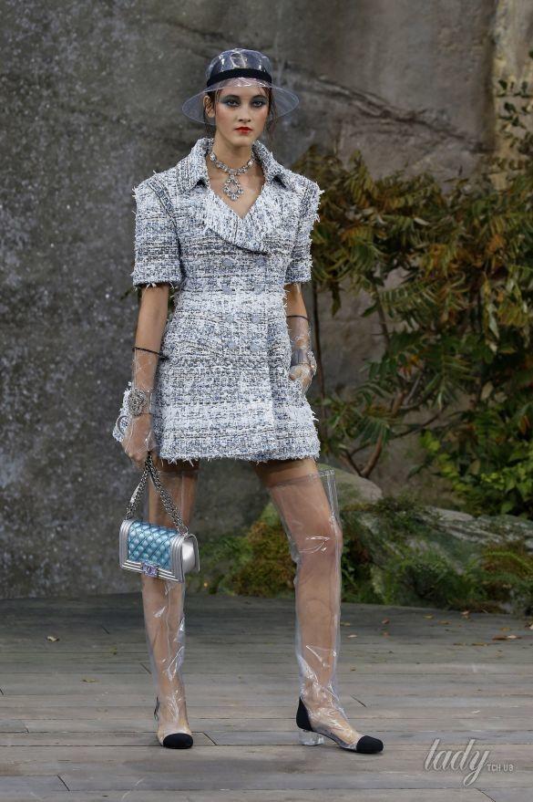 Коллекция Chanel прет-а-порте сезона весна-лето2018_30
