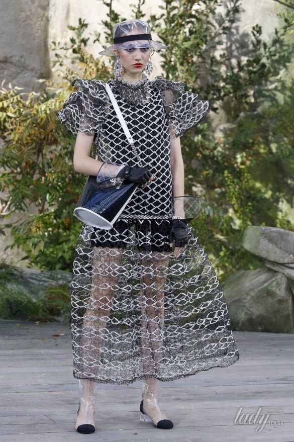 Коллекция Chanel прет-а-порте сезона весна-лето2018_31