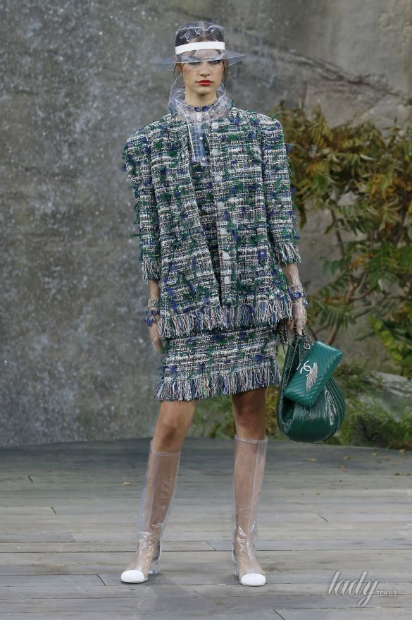 Коллекция Chanel прет-а-порте сезона весна-лето2018_37