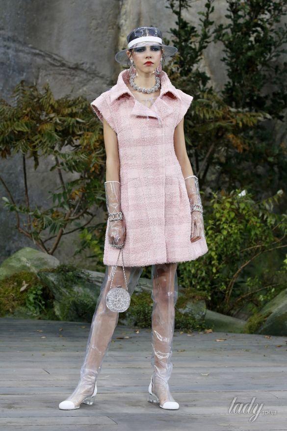 Коллекция Chanel прет-а-порте сезона весна-лето2018_38