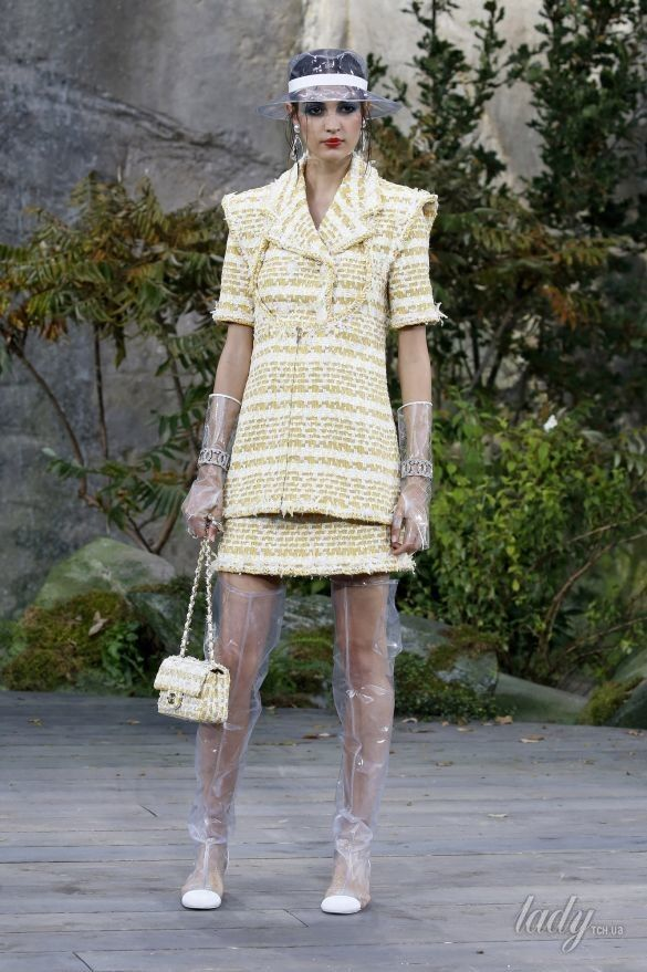 Коллекция Chanel прет-а-порте сезона весна-лето2018_40