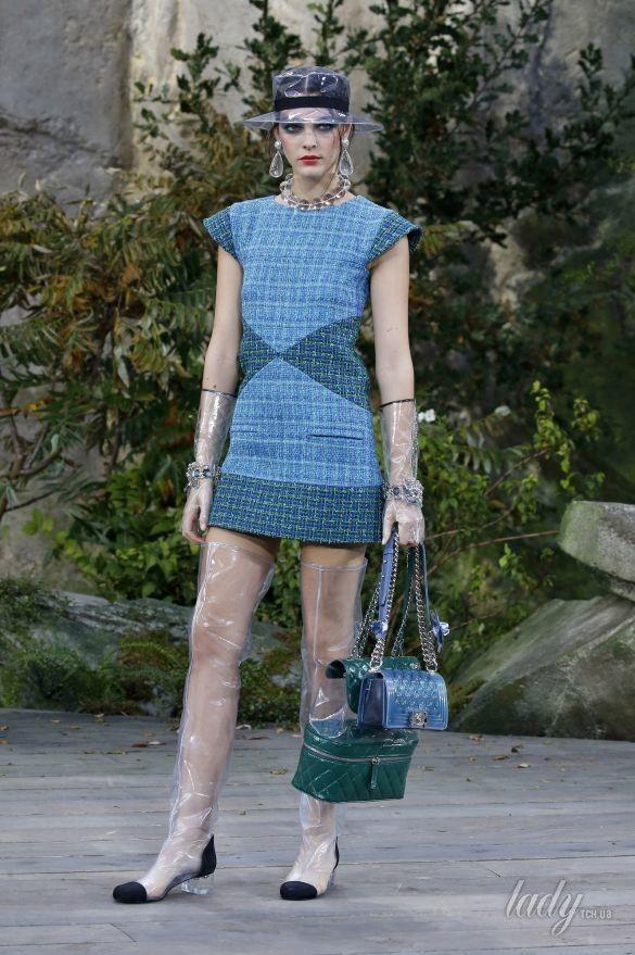 Коллекция Chanel прет-а-порте сезона весна-лето2018_41