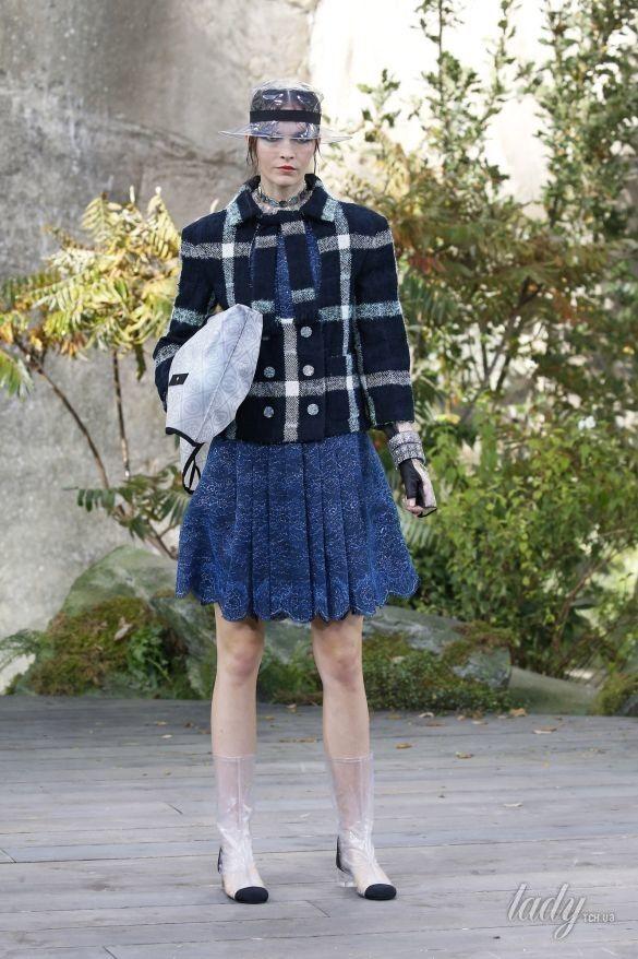 Коллекция Chanel прет-а-порте сезона весна-лето2018_47