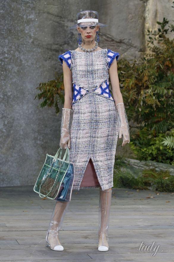 Коллекция Chanel прет-а-порте сезона весна-лето2018_46